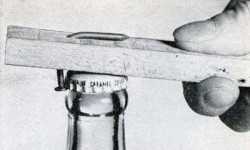 DIY Bottle Opener from March 1966 Issue of Popular Mechanics