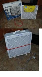 DIY - Easy Air Filter