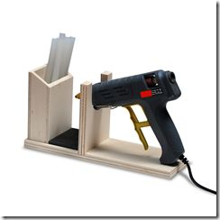 glue gun stand or holder 1