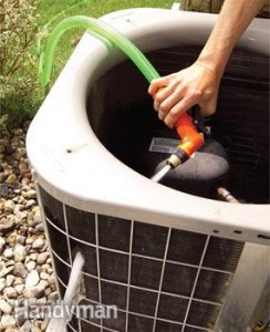 clean your condenser step 5