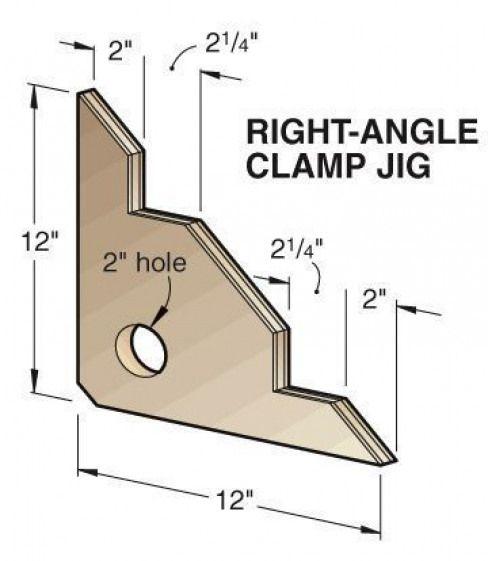 DIY Corner Clamping Jig
