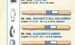 Hammer handles